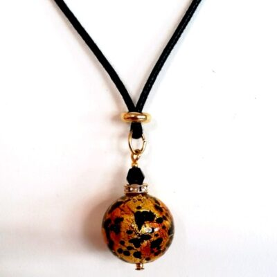 Leopard Necklace