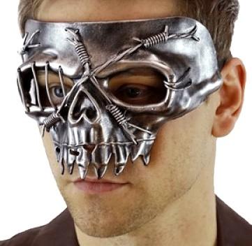 Barbed Skull Mask