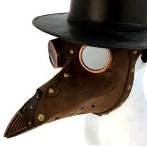 Plague Doctor Mask Vintage Cosplay Medieval Costume
